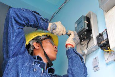 Công trình khắc phục sự cố về điện