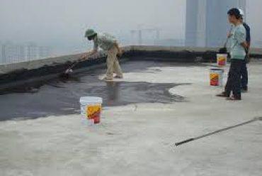 Chống thấm sàn mái bê tông, sân thượng