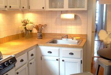 Sửa nhà bếp với số tiền dưới 10 triệu đồng